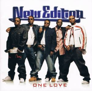 Cover - New Edition: One Love