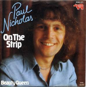 Cover - Paul Nicholas: On The Strip