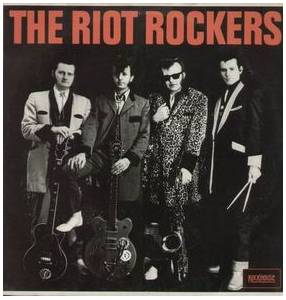 The Riot Rockers: The Riot Rockers (LP) - Bild 1