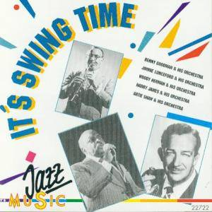 It's Swing Time - Cover