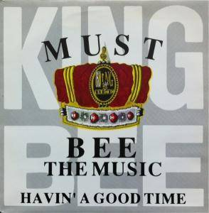 Cover - King Bee: Must Bee The Music