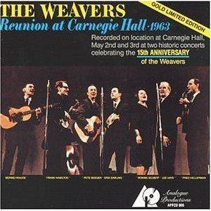 The Weavers: Reunion At Carnegie Hall - 1963 (CD) - Bild 1