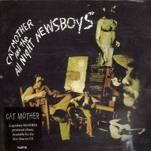 Cat Mother & The All Night Newsboys: The Street Giveth... And The Street Taketh Away (CD) - Bild 1