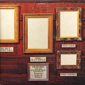 Emerson, Lake & Palmer: Pictures At An Exhibition (LP) - Bild 1