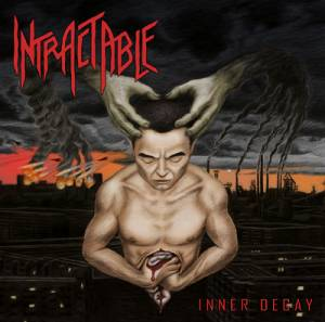 Intractable: Inner Decay - Cover