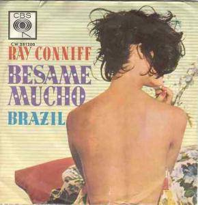Ray Conniff: Besame Mucho - Cover