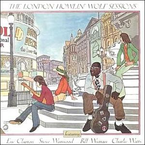 Howlin' Wolf: London Howlin' Wolf Sessions, The - Cover
