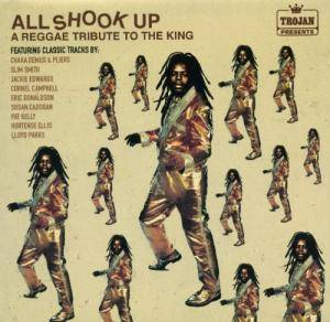 Cover - Slim Smith: All Shook Up: A Reggae Tribute To The King