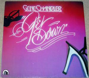 Cover - Gene Chandler: Get Down