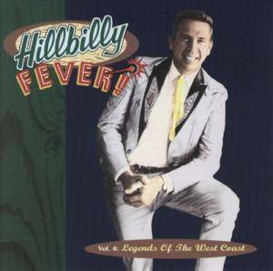 Cover - Spade Cooley & His Orchestra: Hillbilly Fever! - Vol. 4: Legends Of The West Coast