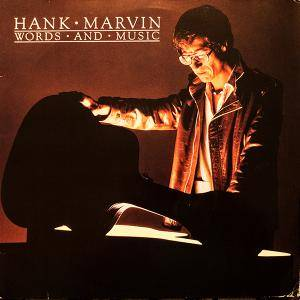 Hank Marvin: Words And Music - Cover