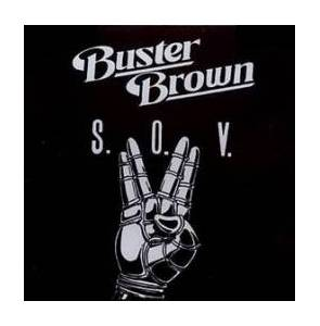 Cover - Buster Brown: S.O.V.
