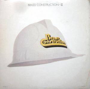 Cover - Brass Construction: III