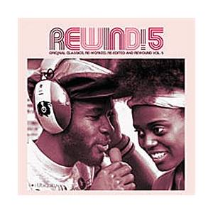 Cover - Owusu & Hannibal: Rewind5! Original Classics, Re-Worked And Rewound Vol.5