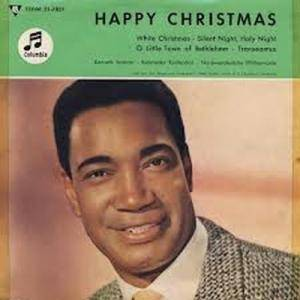 Cover - Kenneth Spencer: Happy Christmas