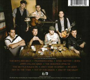 Dropkick Murphys: Signed And Sealed In Blood (CD) - Bild 2