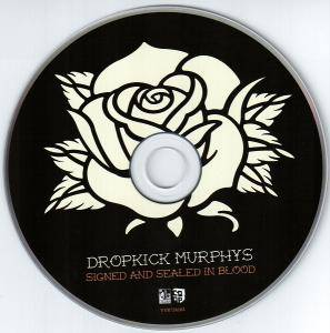 Dropkick Murphys: Signed And Sealed In Blood (CD) - Bild 3
