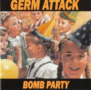 Cover - Germ Attack: Bomb Party