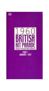Cover - Carl Dobkins Jr.: 1960 British Hit Parade - Part 1 January-July