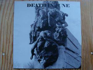 Death In June: Peaceful Snow - Cover