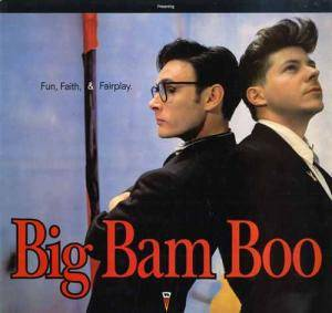 Cover - Big Bam Boo: Fun, Faith & Fairplay
