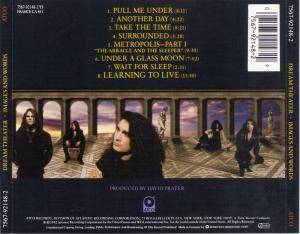 Dream Theater: Images And Words (CD) - Bild 3