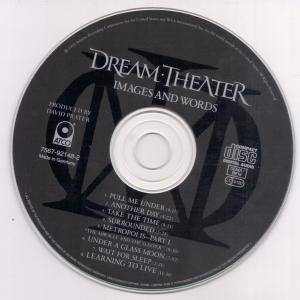 Dream Theater: Images And Words (CD) - Bild 4