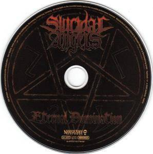 Suicidal Angels: Eternal Domination (2-CD) - Bild 4