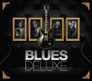Cover - Bo Carter: Blues Deluxe