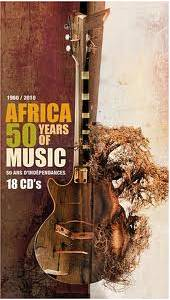 Cover - Tabu Ley Rochereau: Africa - 50 Years Of Music