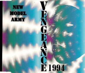 New Model Army: Vengeance 1994 - Cover