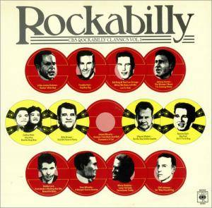Cover - Little Jimmy Dickens: CBS Rockabilly Classics Vol. 1