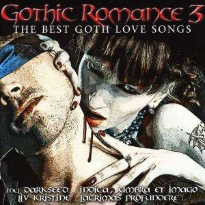 Cover - Sinamore: Gothic Romance 3 - The Best Goth Love Songs