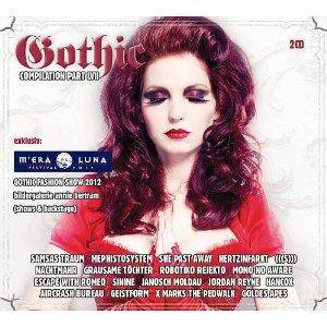 Cover - (((S))): Gothic Compilation Part LVII