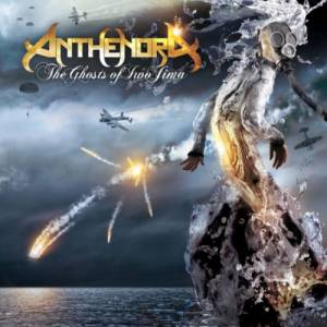 Cover - Anthenora: Ghosts Of Iwo Jima, The