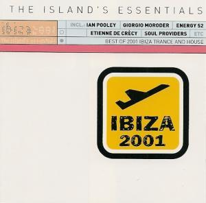 Ibiza 2001 - The Island's Essentials - Cover