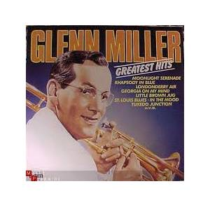Glenn Miller: Greatest Hits - Cover