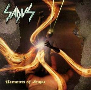 Sadus: Elements Of Anger - Cover