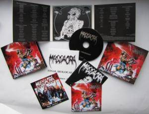 Massacra: Final Holocaust (CD) - Bild 2