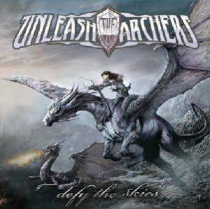 Cover - Unleash The Archers: Defy The Skies