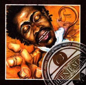 Cover - Beenie Man: Many Moods Of Moses