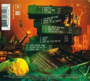Helloween: Straight Out Of Hell (CD) - Bild 2