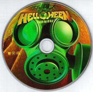 Helloween: Straight Out Of Hell (CD) - Bild 3
