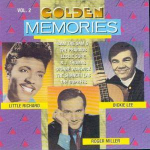 Golden Memories Vol. 2 - Cover