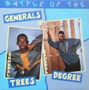 Cover - General Degree: Battle Of The Generals