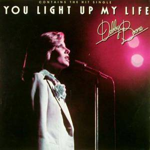 Cover - Debby Boone: You Light Up My Life