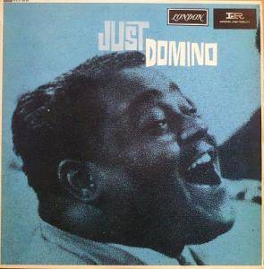Cover - Fats Domino: Just Domino