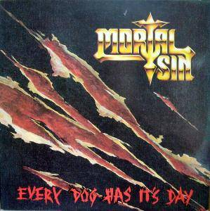 Mortal Sin: Every Dog Has It's Day - Cover
