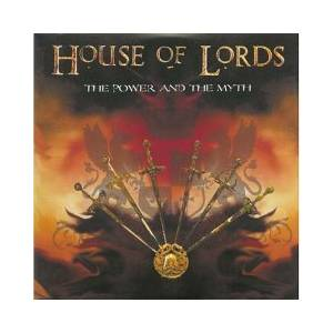House Of Lords: Power And The Myth, The - Cover