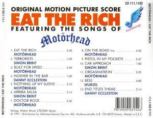 Eat The Rich - Featuring The Songs Of Motörhead (CD) - Bild 3